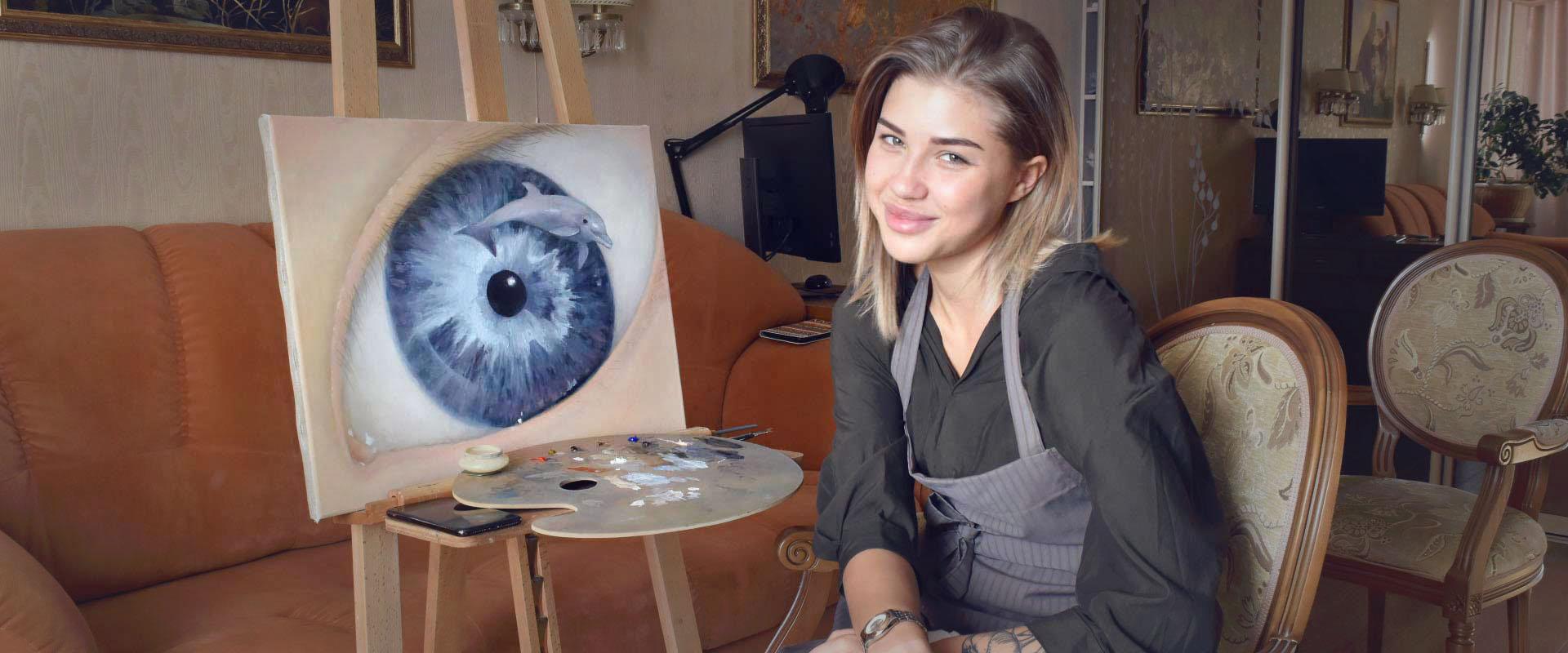 Уроки живописи и рисования
