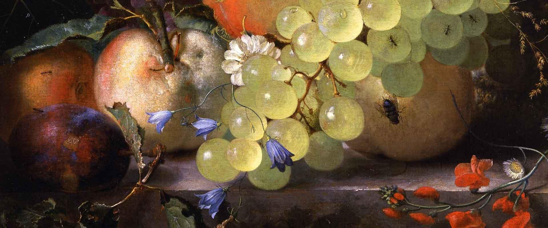 Копия картины фрукты