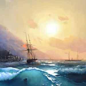 6-Море